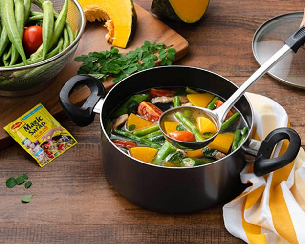 Your Resourceful Ally To Everyday Cooking Maggi